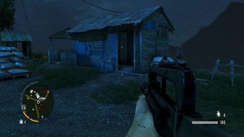 Доберитесь до области, обозначенной как номер два - Южный остров - Северо-западная часть - Объекты культа - Far Cry 3 - Руководство по игре и прохождение игры