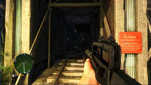 Доберитесь до входа в шахту, в северной части аванпоста Северный Криг Хилл - Южный остров - Северо-западная часть - Объекты культа - Far Cry 3 - Руководство по игре и прохождение игры