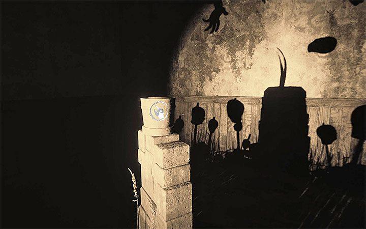 Взаимодействовать с горшком - Загадка с горшком и тенями Решение загадки в Layers of Fear 2 - Layers of Fear 2 - Руководство по игре