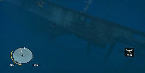 Добраться до отмеченной области - Северный остров - Северо-западная часть - Объекты культа - Far Cry 3 - Руководство по игре и прохождение игры