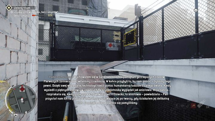 Inside, use another window and go on the bridge - Forbidden Zone | Key Points - Key Points - Homefront: The Revolution Game Guide & Walkthrough