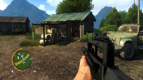В области, обозначенной как номер десять, вы найдете дом - Южный остров - Северо-западная часть - Объекты культа - Far Cry 3 - Руководство по игре и прохождение игры