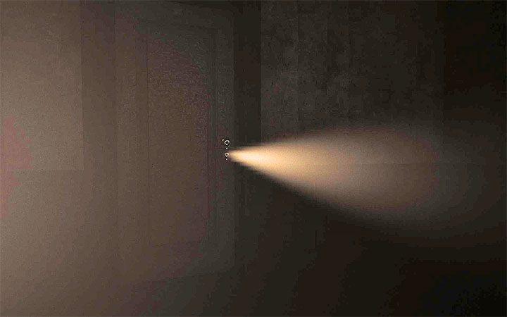 Подождите, пока новая замочная скважина будет активирована - Загадка с горшком и тенями Решение загадки в Layers of Fear 2 - Layers of Fear 2 - Руководство по игре