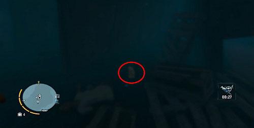 Статуэтка находится между двумя контейнерами - Северный остров - Северо-западная часть - Объекты культа - Far Cry 3 - Руководство по игре и прохождение игры