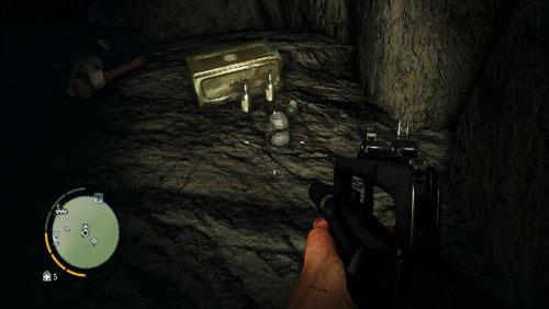 Пройдите в конец пещеры, чтобы найти вход в затопленный туннель - Южный остров - Северо-западная часть - Объекты культа - Far Cry 3 - Руководство по игре и прохождение игры