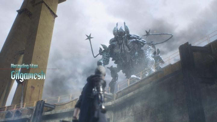 Where to find the boss: Mission 06 - Steel Impact - Gilgamesh Boss Fight Guide for DMC5 - Bosses - Devil May Cry 5 Guide