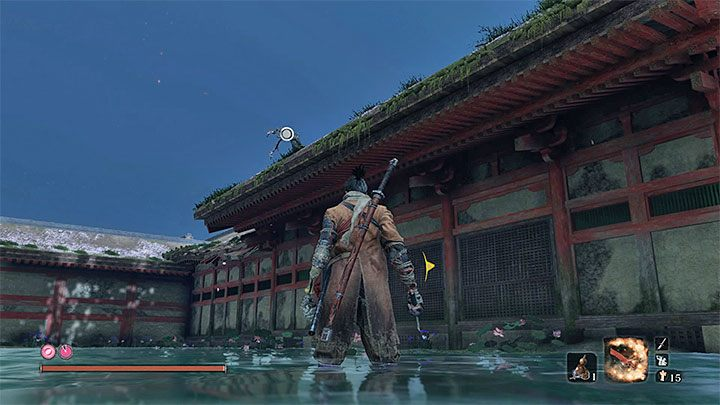 The fight with this Bull is very similar to the one you had with the Blazing Bull - you faced this enemy right after reaching Ashina Castle for the first time - Sakura Bull of the Palace   Sekiro Shadows Die Twice Boss Fight - Bosses - Sekiro Guide and Walkthrough