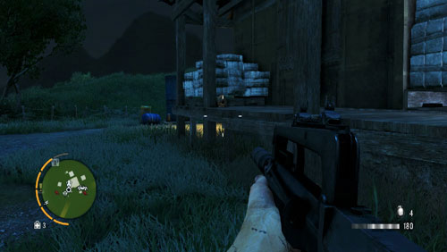 В отмеченной области вы найдете статуэтку на крыльце дома - Южный остров - Северо-восточная часть - Объекты культа - Far Cry 3 - Руководство по игре и прохождение игры