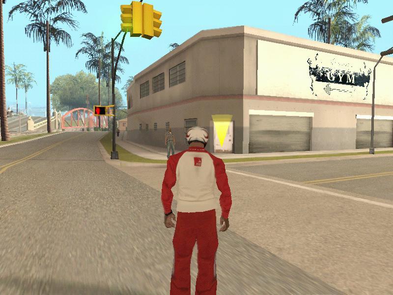 Картинки по запросу GTA: San Andreas спортзал