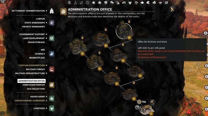 Здания позволяют значительно снизить уровень коррупции. - Коррупция в Total War Three Kingdoms - Руководство по игре и прохождение игры