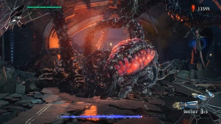 This boss is very easy to kill, the only obstacle can be a relatively low skill if youre not fluent with the games mechanics yet - Qliphoth Roots Boss Fight Guide for DMC5 - Bosses - Devil May Cry 5 Guide