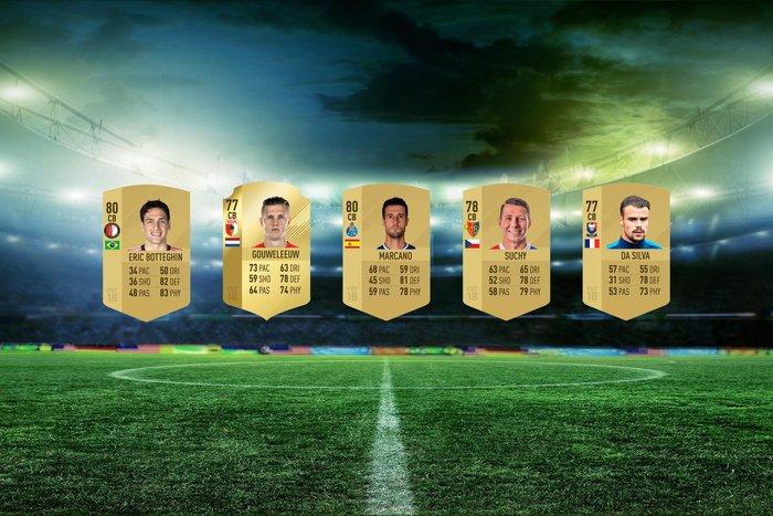 10 центральних захисників, які необхідні тобі у FIFA 18
