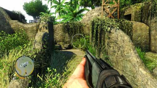 В области, обозначенной как номер один, вы найдете бункер - Северный остров - Западная часть - Письма потерянных - Far Cry 3 - Руководство по игре и прохождение игры