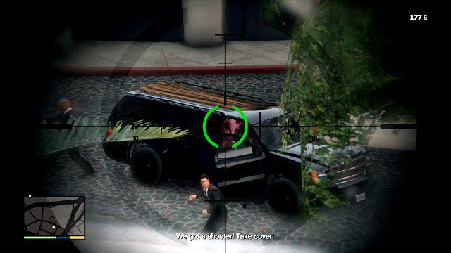 Franklin has a series of missions in which he kills presidents of big corporations - Playing on the Stock Exchange - Basics - Grand Theft Auto V Game Guide