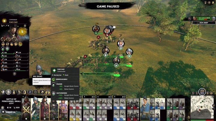 Дуэль - это хороший способ отключить вражеского генерала от боя - Дуэли в Total War Three Kingdoms - Total War Three Kingdoms - Руководство по игре и прохождение игры