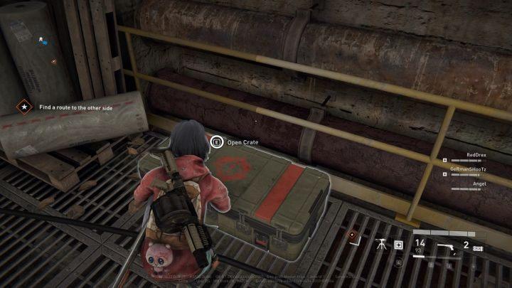 В таких тайниках вы найдете новое оружие, аптечки и взрывчатку. - Советы для World War Z - Основы геймплея - World War Z Guide