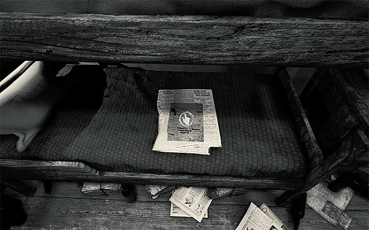Здесь вы можете найти записку, оставленную на кровати - это таинственный предмет, который вы ищете - правда сокрушит вас | Трофей в Layers of Fear 2 - Layers of Fear 2 - Руководство по игре и прохождение игры