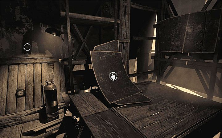 Найдите неполную ракетку - Ракетка с ракетой Решение загадки в Layers of Fear 2 - Layers of Fear 2 - Руководство по игре
