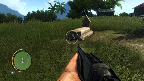 Вы можете найти статуэтку рядом с одной из могил - Южный остров - Юго-западная часть - Объекты культа - Far Cry 3 - Руководство по игре и прохождение игры