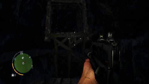 Внутри следуйте по лесам в туннель - Южный остров - Юго-западная часть - Объекты культа - Far Cry 3 - Руководство по игре и прохождение игры