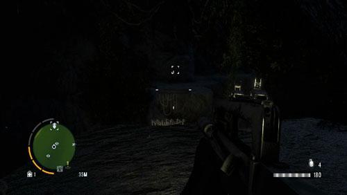 Отсюда вам придется снова перепрыгнуть на другой выступ - Южный остров - Юго-западная часть - Культовые объекты - Far Cry 3 - Руководство по игре и прохождение игры