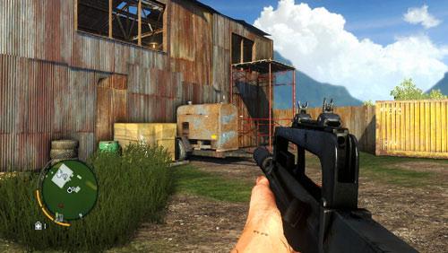 В области, обозначенной как номер восемь, вы найдете заброшенный склад - Южный остров - Юго-западная часть - Объекты культа - Far Cry 3 - Руководство по игре и прохождение игры