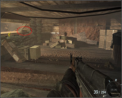 The secret is on the left - S.O.G. | Intel - Intel location - Call of Duty: Black Ops Game Guide & Walkthrough