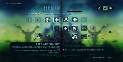 You can easily buy the skills from the path of your choice if you perform side missions - Skill tree - Far Cry 3 - Game Guide and Walkthrough