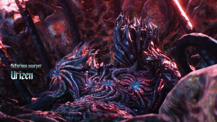 Where to find the boss: Mission 08 - Demon King - Urizen (Mission 08) Boss Fight Guide for DMC5 - Bosses - Devil May Cry 5 Guide