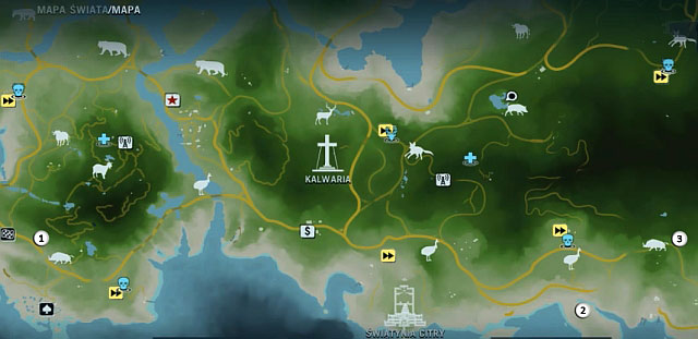 1 - The Northern Island - Southern part - Letters of the Lost - Far Cry 3 - Game Guide and Walkthrough