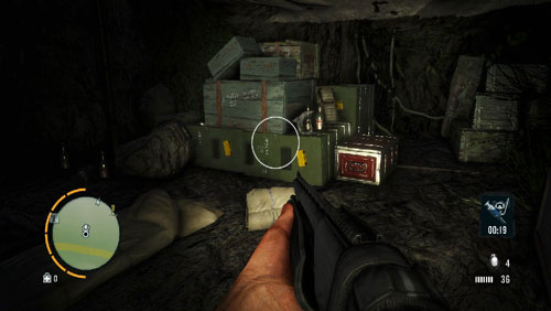 Swim through the tunnel to the next cave, where you will obtain the statuette - The Southern Island - South-eastern part - Cult Objects - Far Cry 3 - Game Guide and Walkthrough