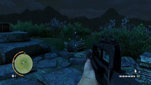 Reach the northern part of the island, where you will find a path leading up the elevation - The Southern Island - South-eastern part - Cult Objects - Far Cry 3 - Game Guide and Walkthrough