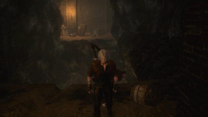 1 - Secret Mission 09 walkthrough for Devil May Cry 5 - Secret missions - Devil May Cry 5 Guide