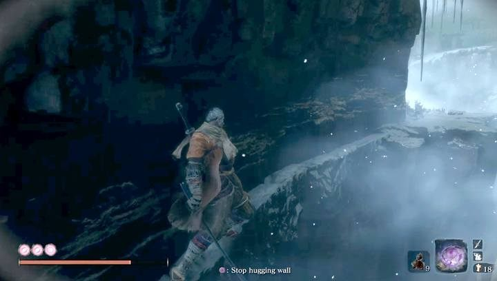 To enter the boss battle arena, you must be after the story event and battle with a Corrupted Monk in Ashina Depths - Headless #4   Sekiro Shadows Die Twice Boss Fight - Bosses - Sekiro Guide and Walkthrough