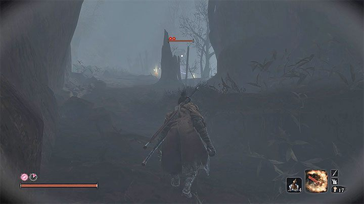 The Headless of the Ashina Depths is the easiest boss to find among all of his kind - Headless #5   Sekiro Shadows Die Twice Boss Fight - Bosses - Sekiro Guide and Walkthrough
