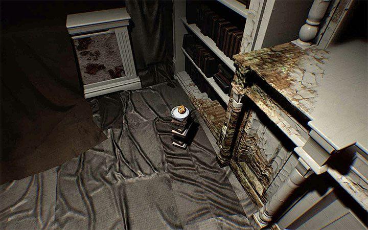 Второй фрукт - Фруктовая головоломка Решение загадки в Layers of Fear 2 - Layers of Fear 2 - Руководство по игре