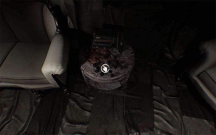 Четвертый фрукт - фруктовый пазл Решение загадки в Layers of Fear 2 - Layers of Fear 2 - Руководство по игре