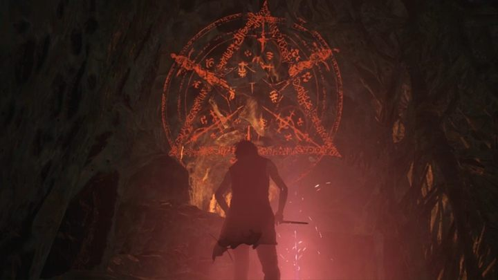 Secret mission 10 is hidden almost at the very end of the mission - Secret mission 10 walkthrough for Devil May Cry 5 - Secret missions - Devil May Cry 5 Guide