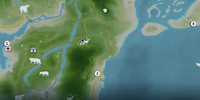 1 - The Northern Island - South-eastern part - Letters of the Lost - Far Cry 3 - Game Guide and Walkthrough