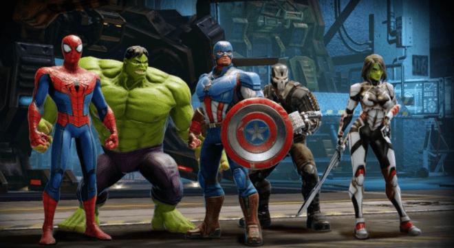 Marvel Strike Force (2018)