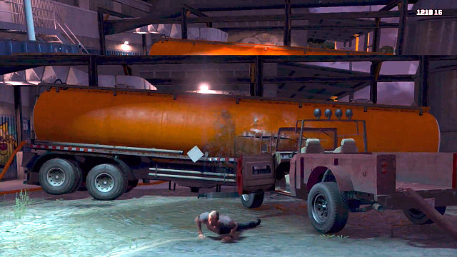 Trevor will burn - Endings - Choices and endings - Grand Theft Auto V Game Guide