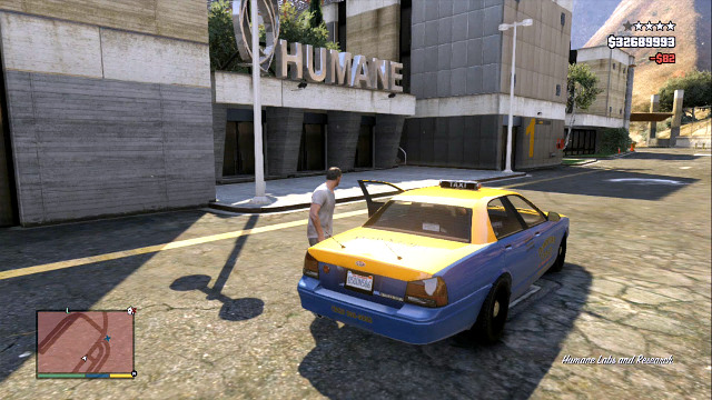 Humane Labs - Government facilities - The most interesting places - Grand Theft Auto V Game Guide