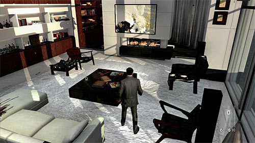 SECRET 2 [Clue 1/2 - Celebrity Magazine]: You find it on the table in the apartment - Clues and Golden Guns - Chapter I - Collectibles - Max Payne 3 - Game Guide and Walkthrough