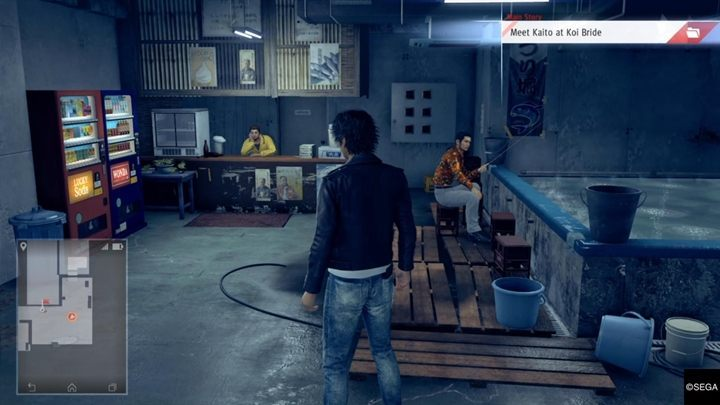 Go to the marker on the map and after the cut-scenes, you will unlock the option to participate in drone races - Chapter 2 Beneath the Surface | Judgment Walkthrough - The main storyline - Judgment Guide