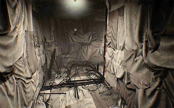 В результате прохождения головоломки цель была сбита - Фруктовая головоломка Решение загадки в Layers of Fear 2 - Layers of Fear 2 - Руководство по игре