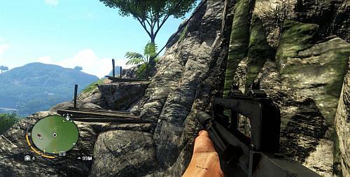 Слева от вас есть линия почтового индекса, по которой вам нужно пройти - Северный остров - Северо-западная часть - Объекты культа - Far Cry 3 - Руководство по игре и прохождение игры