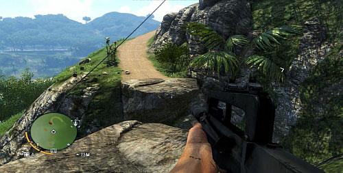 Далее перепрыгните на другую сторону - Северный остров - Северо-западная часть - Объекты культа - Far Cry 3 - Руководство по игре и прохождение игры