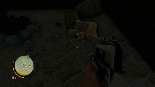 Войдите в здание слева, где находится буква и труп - Северный остров - Юго-восточная часть - Письма потерянных - Far Cry 3 - Руководство по игре и прохождение игры