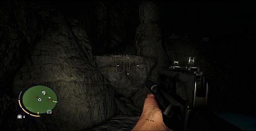 Когда вы дойдете до конца пещеры, слева вы увидите выступ - Северный остров - Северо-западная часть - Объекты культа - Far Cry 3 - Руководство по игре и прохождение игры