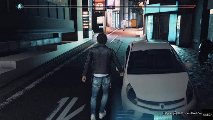 After the cut-scenes, run to Yagami Detective Agency - Chapter 3 The Stickup | Judgment Walkthrough - The main storyline - Judgment Guide